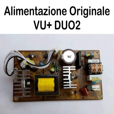 Alimentatore originale per VU+ DUO2 - spare part