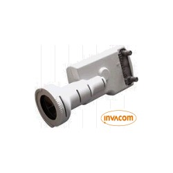 Invacom TWH 031- Twin - 2 uscite 0,3db