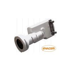 Invacom TWH 031- Twin - 2 uscite 0,3db