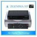 ZGemma H5 2TC Combo - codec HEVC/H.265