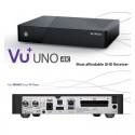 VU Plus Uno 4K dual SAT - FBC