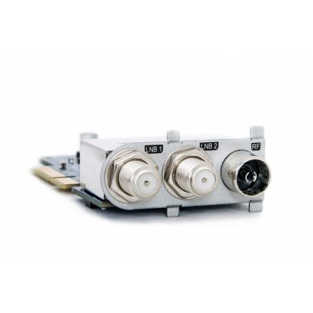 Triplo Tuner per DM900 Ultra HD, DM7080 HD e DM820 HD