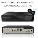 Dreambox 900 UHD 4k e2 - Triplo Tuner con 2 DVB-S2 e un ingresso DVB-T2