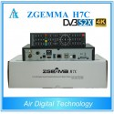 Zgemma H7C 4K Combo DVB-S2X + 2 X DVB-T2 - Multistream 5w