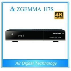Zgemma H7S 4K Combo 2xDVB-S2X + DVB-T2
