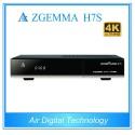 Zgemma H7S 4K Combo 2 X DVB-S2X + DVB-T2