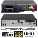 Dreambox 920 UHD 4K FBC / S2X Tuner 8GB 2xCI- triplo tuner