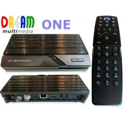 Dreambox One UHD 4K combo - Tuner S2X/S2 + DVB/T2 - H265