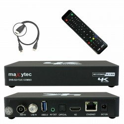 Maxytec Multibox 4K UHD E2 Linux + Android
