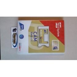 Kit Cam TLS + Card