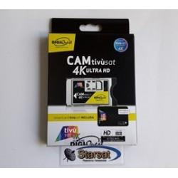 Cam Tivusat 4K
