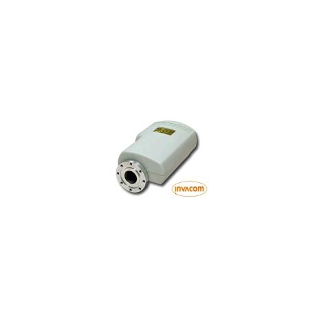 Invacom QDF 031-Quad 0,3db- Flangia C120 - 4usc. indipendenti