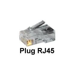 Plug RJ45 per Cavo di Rete - Cat. 5