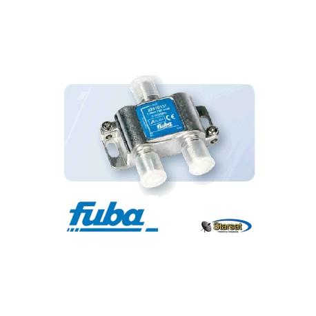 FUBA divisore sat tv IF 2 way/vie power pass (sped.gratis)