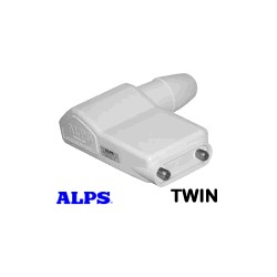 ALPS - LNB Univ. 0,3db Twin (x satelliti distanti 4-5 gradi)