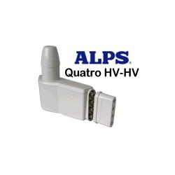 ALPS - LNB Univ. 0,3db - Quatro HV-HV - x centralizzato