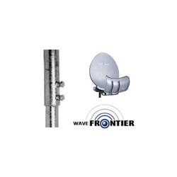 Palo adattatore di testa da 60 mm per Wavefrontier 90
