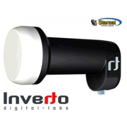 "LNB Inverto Black Ultra Edition - single 0,2db con ""LTE"" (originale)"