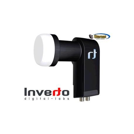 LNB Inverto Black Ultra Edition - Twin 0,2db (originale)