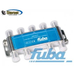 FUBA divisore sat - tvIF - 8 way/vie - power pass