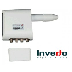 LNB Inverto Black MultiConnect 4 uscite (per i 3-4 gardi ) 5 cm