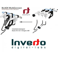 INVERTO Black MultiConnect Starter Kit