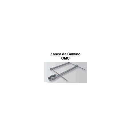 Zanca da camino - ringhiera OMC - art.0304
