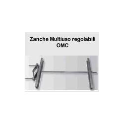 Zanca multiuso a pacco leggera OMC art. 0346