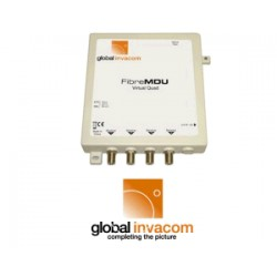 GLOBAL INVACOM GI FIBRE MDU VIRTUAL QUAD CONVERTER
