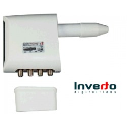 LNB Inverto Black Multiconnect HV-HV per centralizzati 0,2 db