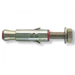 - Tasselli Fischer SLM 10 con vite 10x80 mm.