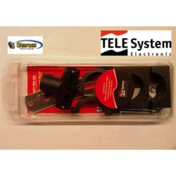Staffa Dual-Feed fino a 15° regolabile - Telesystem