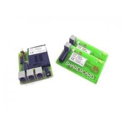 SPLITER zestaw 2-karty - dwa dekodery z jednej karty