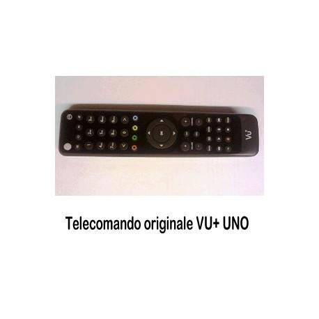 Telecomando originale VU+ UNO (sped.gratis)