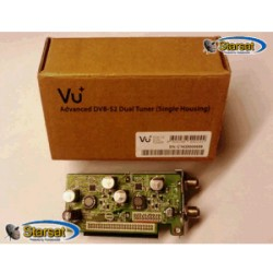 VU+® Advanced DVB-S2 Dual Tuner (Single Housing) sped.gratis