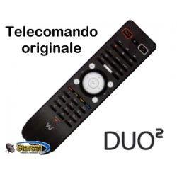 Telecomando originale VU+ Duo2 new design x Uno Ultimo Solo2