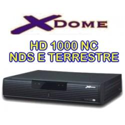 Xdome HD 1000 NC - NDS e DTT