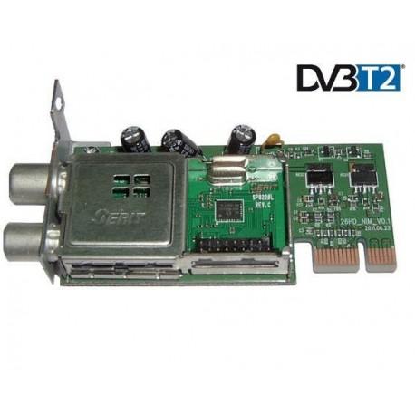 Tuner originale DVB-T2 /C per Gigablue 800 SE- UE-QUAD Plus